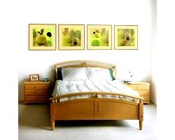 Правильне розташування картин на стіні