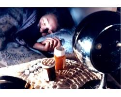 Прийняті людиною снодійні препарати
