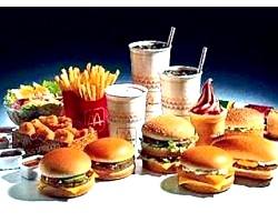 Продукти харчування, шкідливі для здоров'я