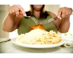 Раціон харчування при ожирінні