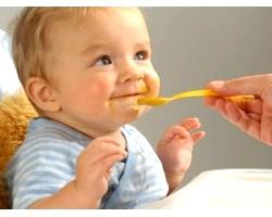 Раціон харчування дитини після року