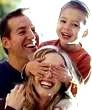 Різні картини сімейного життя