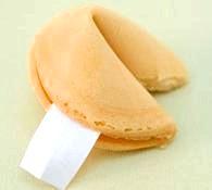 Рецепт смачного печива з передбаченнями