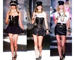 Рокерский стиль в одязі або як стати модною бунтаркою