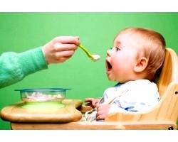З якого овочевого пюре починати прикорм малюка?