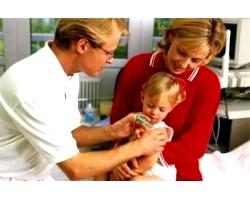 Найпоширеніші хвороби маленьких дітей