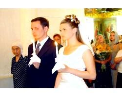 Спочатку вінчання, а потім весілля