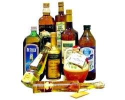 Вміст незамінних поліненасичених жирних кислот (ПНЖК) в рослинних оліях