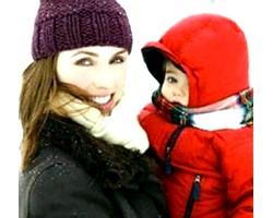 Поради батькам, як одягати дитину взимку
