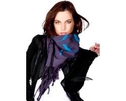 Способи красиво зав'язати шарф і палантин