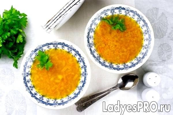 Суп з сочевиці