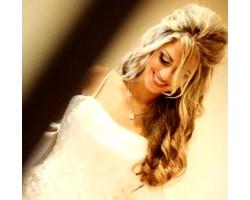 Весільні зачіски своїми руками