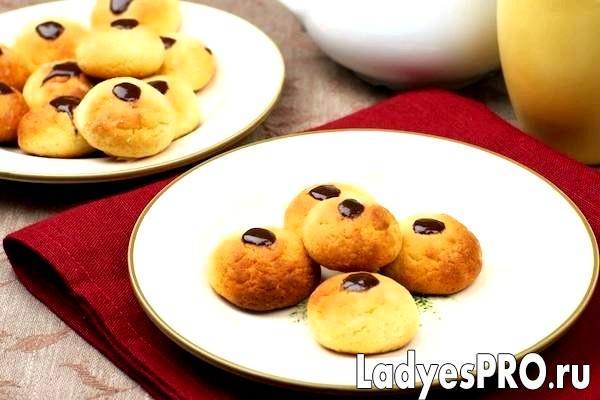 Сирно-лимонне печиво