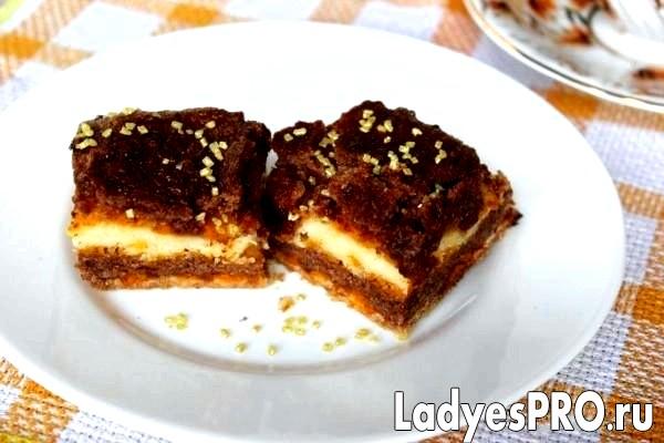 Гарбузове тістечко