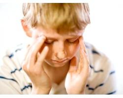 У дитини болить голова