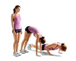 Вправи для рук, ніг і тіла