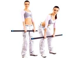 Вправи лікувальної гімнастики для зміцнення м