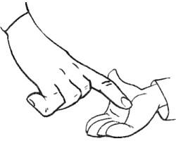 Вправи на розвиток дрібної моторики руки