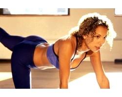 Пружні сідниці: вправи