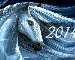 У чому зустріти рік Синьої Коні