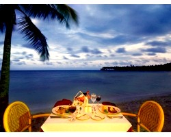 Варіанти романтичної вечері