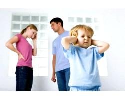 Вплив розлучення на дітей