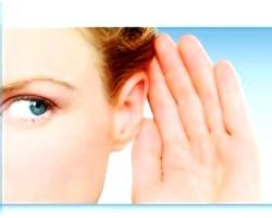 Вплив звуків на слух людини