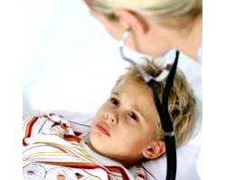 Запалення легенів у дитини: симптоми