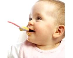 Введення прикорму дітям до року