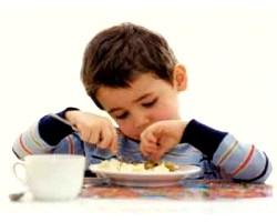 Захворювання, викликані неправильним харчуванням у дітей