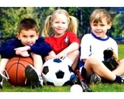 Заняття спортом учнів шкільного віку