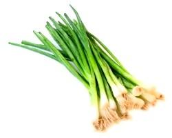 Зелену цибулю: корисні властивості