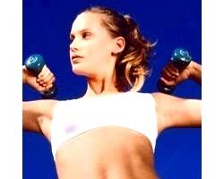 Жорстка дієта у поєднанні з великою дозою доброго спорту