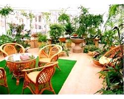 Зимовий сад в квартирі: шукаємо можливості і вибираємо стиль